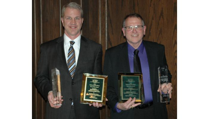 Top Engineering Excellence Honors for Donohue and City of Sheboygan, WI Header Image