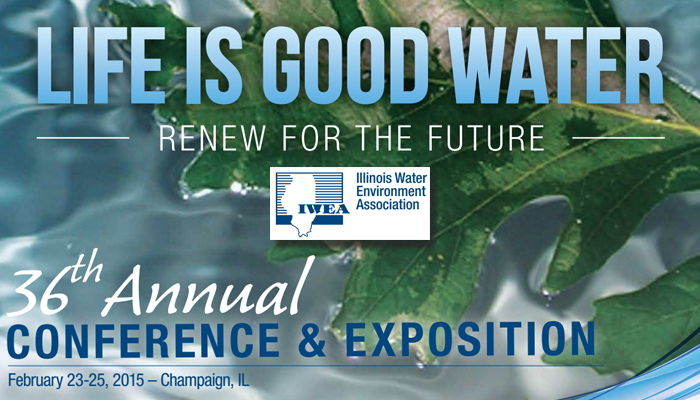 Donohue Participates in 36th Annual IWEA Conference Header Image